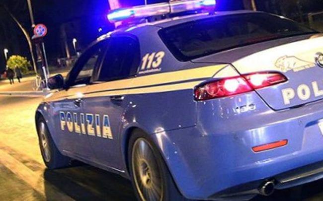 """Casertace CASERTA. Specializzati nella tecnica della """"spaccata"""". Due arresti della Squadra Mobile"""