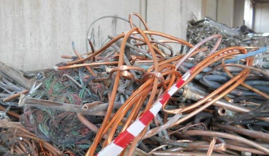 Provano a rubare 5000 euro di cavi dell'alta velocità. Arrestato un 28enne - CasertaCE