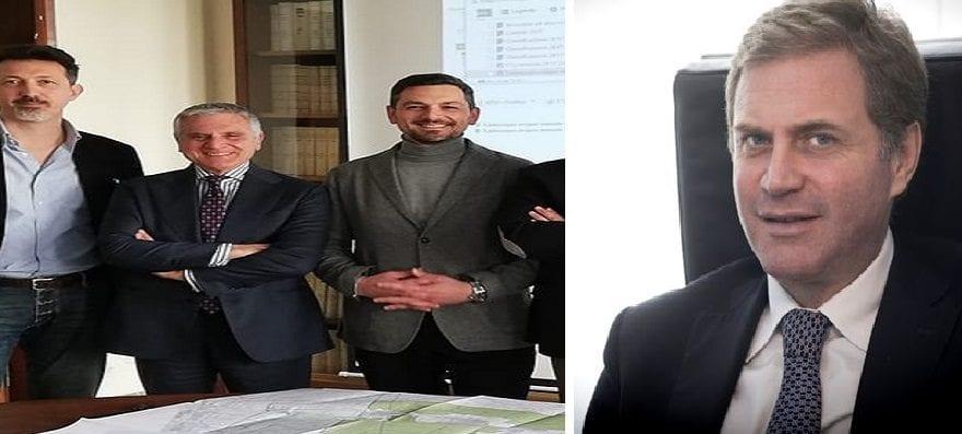 """CASERTACE - L'INCHIESTA. CONSORZIO DI BONIFICA, Marcoantonio Abbate ha deciso che non dovrà più """"badgare"""", che potrà dar soldi direttamente e anche incarichi esterni"""