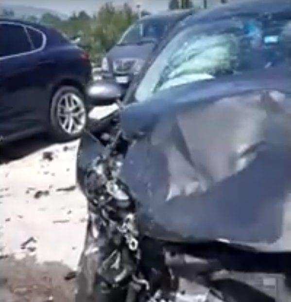 Un bambino, la mamma e un 22enne feriti dopo il terribile incidente - CasertaCE