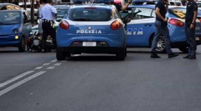 CASERTACE - Dopo la lite, si schianta contro l'auto della polizia. Ecco cosa ha deciso il giudice sul 35enne casertano