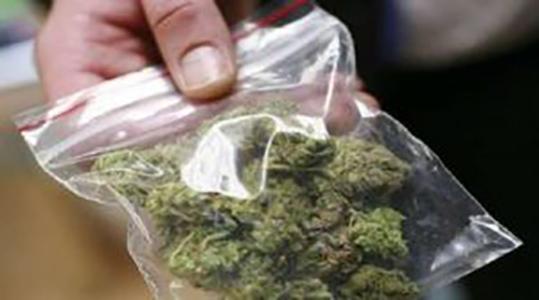 CASERTACE - Nascondevano 100 grammi di marijuana sotto al sedile, arresto convalidato per un 23enne e un 32enne