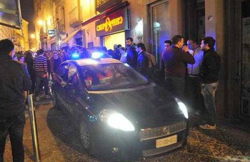 AVERSA. Auto e alimenti sequestrati dai carabinieri durante le notti della movida in città - CasertaCE