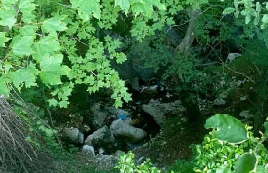 CASERTACE - LA FOTO. Uomo cade dal ciglio della strada, volo di 20 metri. Trasportato d'urgenza in ospedale